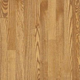 "Bruce Bristol Oak 3/4 x 2 1/4"" Color: Seashell Georgia Carpet Industries"