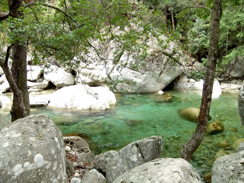 La Restonica, Corsica