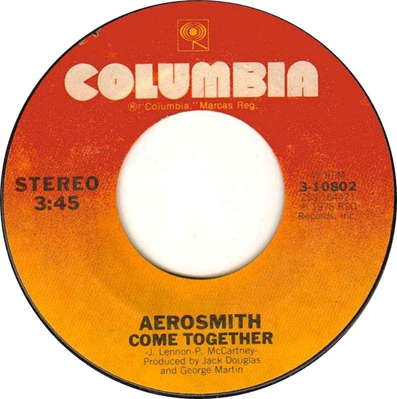 Come Together...Aerosmith