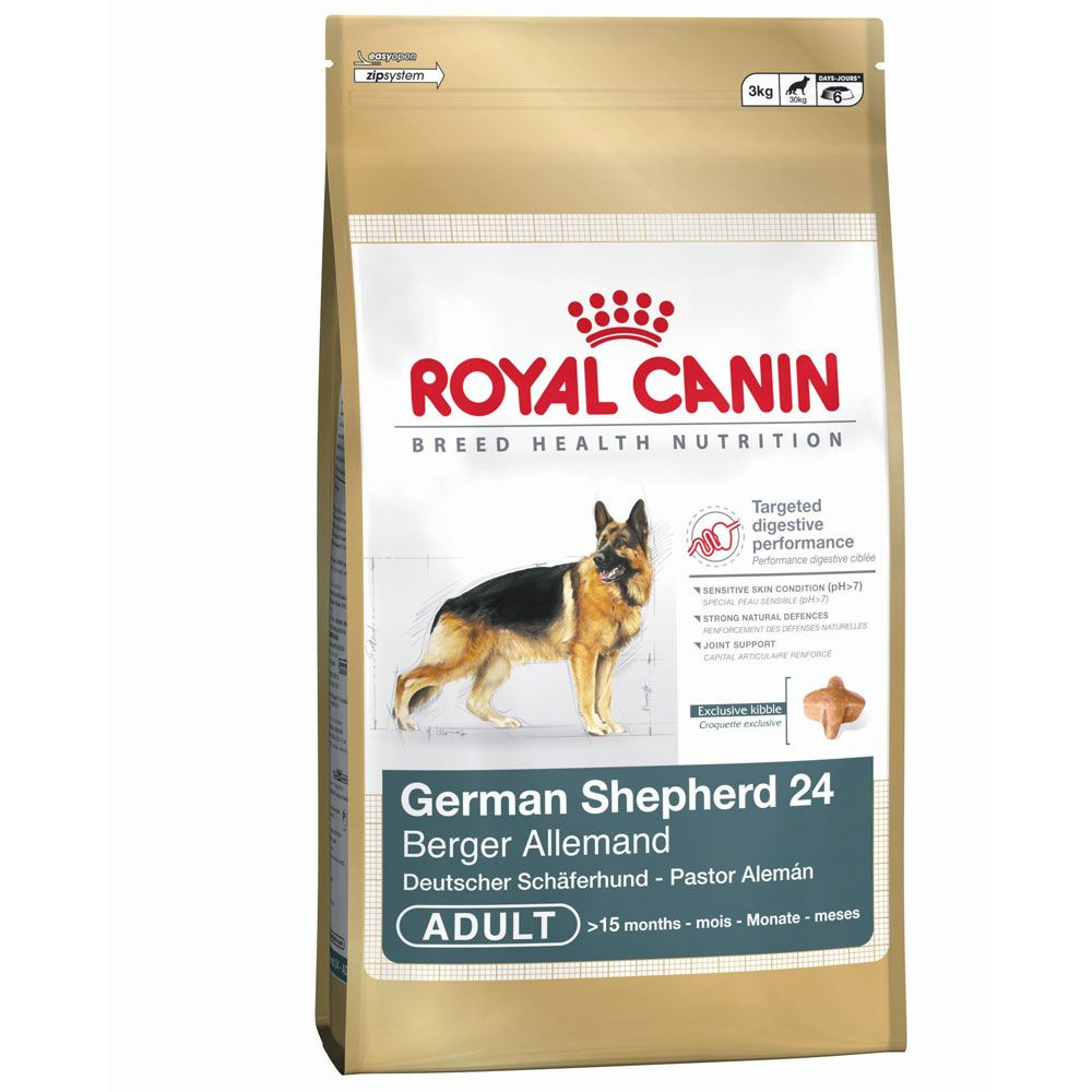 8 Off On Royal Canin G Shepherd Adult 3kg Royal Canin For Your
