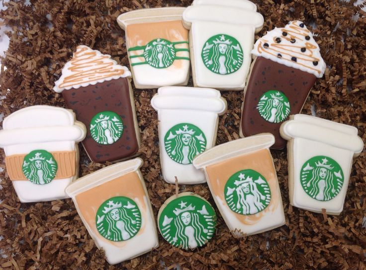 best decorated starbucks cookies - Google Search
