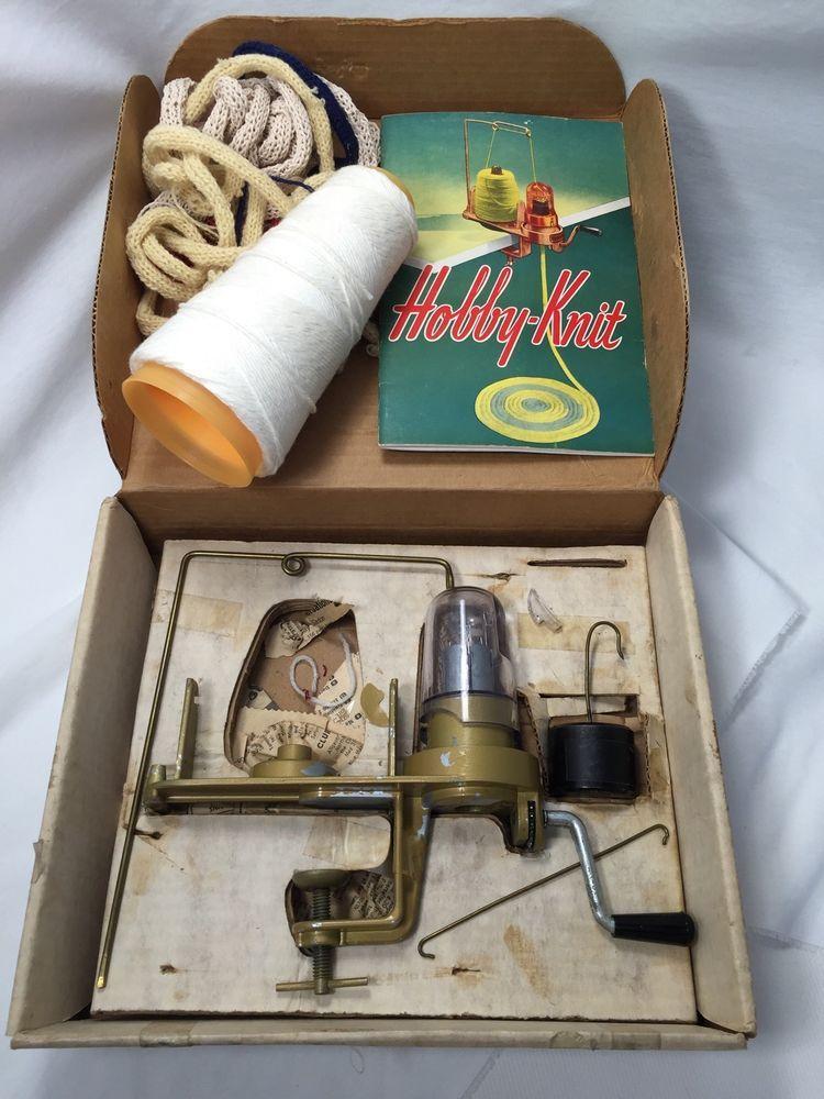 i cord knitting machine