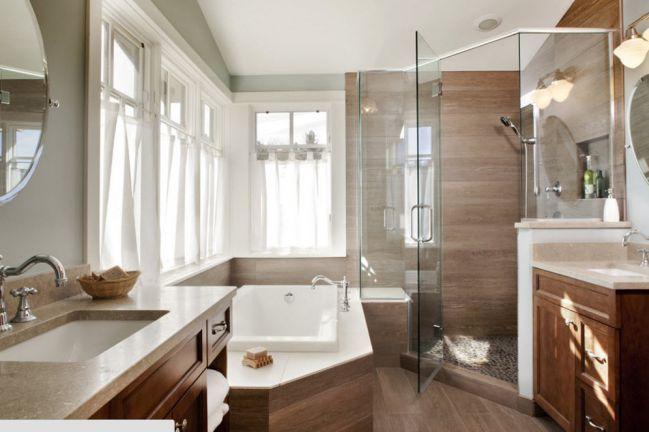 Вот так вот должна выгядить ванная комната. Идеал - Советчица Кидстафф