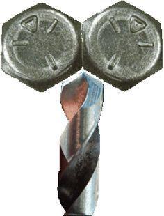 Nifty Drill Bit Sharpening Trick General Pinterest Drill Bit