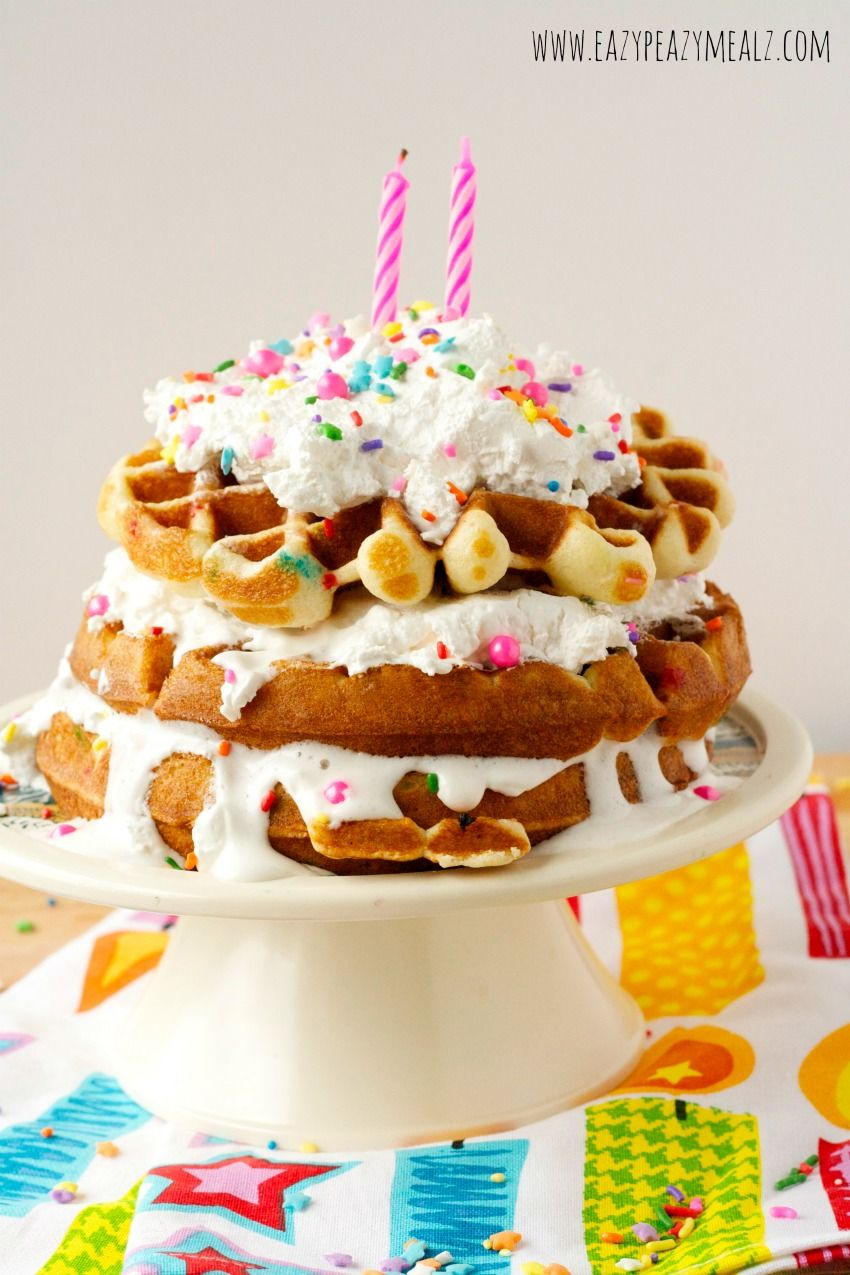 17 Incredible Birthday Cake Alternatives Birthday cake
