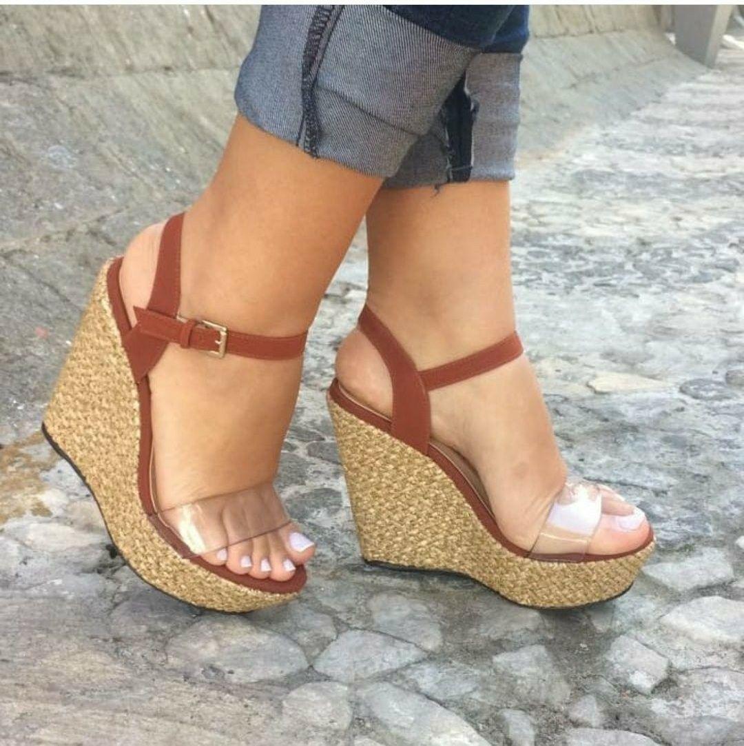 a363e8717e9 Lindos bien amoldado al pie me encantan Tacos Zapatos, Zapatos Hermosos,  Zapatos De Boda