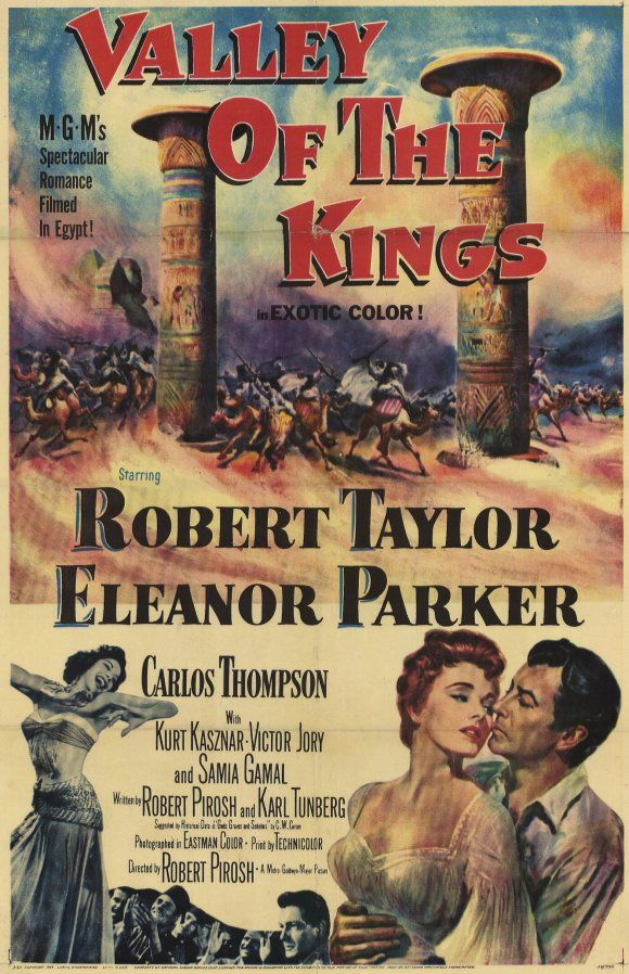 Watch Valley of the Kings Full-Movie Streaming
