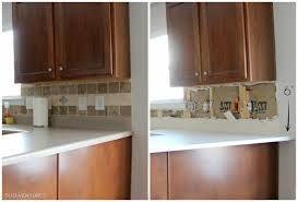 Image Result For How To End Kitchen Backsplash