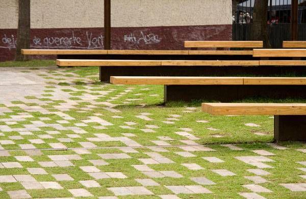 Plaza Victor J. Cuesta By DURAN&HERMIDA Arquitectos