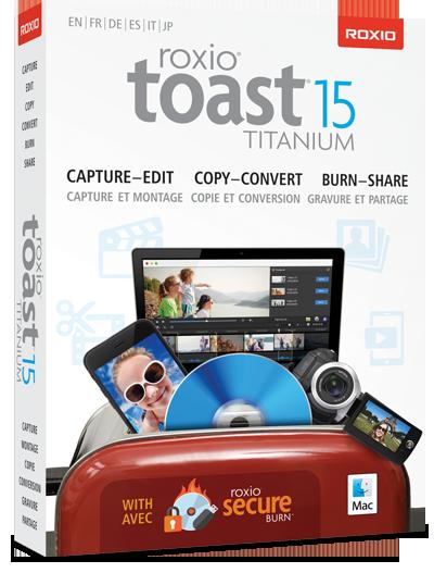 Roxio toast titanium 11 pro download for mac free discoverylinoa.