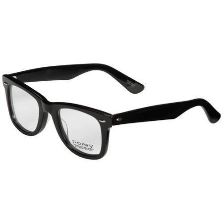 Pomy Mens Prescription Glasses, 122 Black - Walmart com