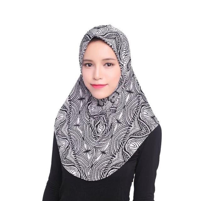 Men/'s Muslim Islams Hijab Caps Turban Hat Arab Abayas Headscarf Scarf Headwear