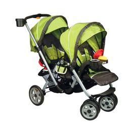 Double Stroller Tandem Stroller Baby Strollers Toddler Stroller