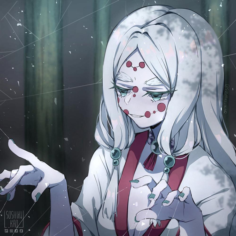 Spider Mother On Twitter Anime Demon Anime Demon