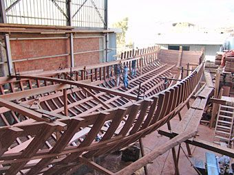 Wooden boat building - wooden boat plans | Building my boat ...