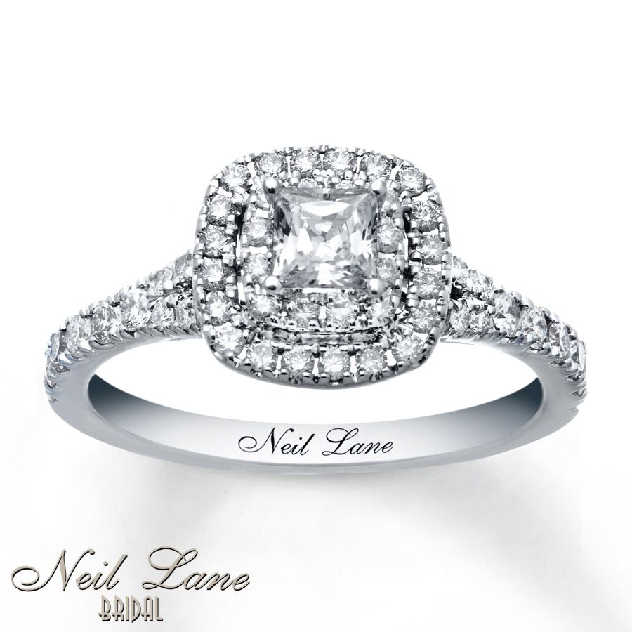 The Manager At Kay Had Me Try This On And Now It Is All I Could · Engagement  Ring