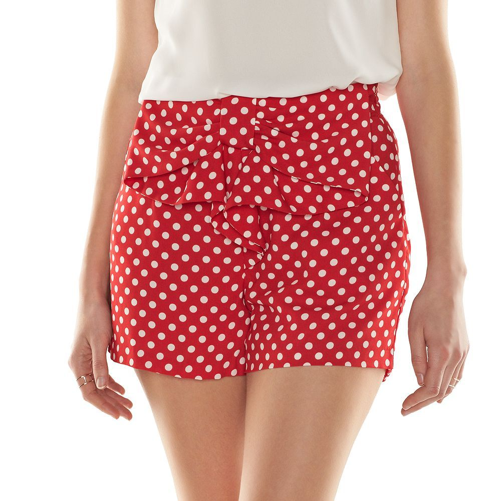Disney\'s Minnie Mouse a Collection by LC Lauren Conrad Polka-Dot ...