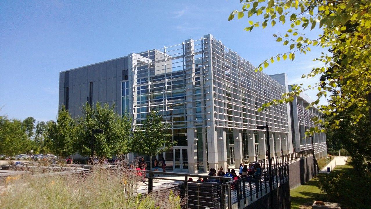 Wake Tech Community College North Campus, Building E