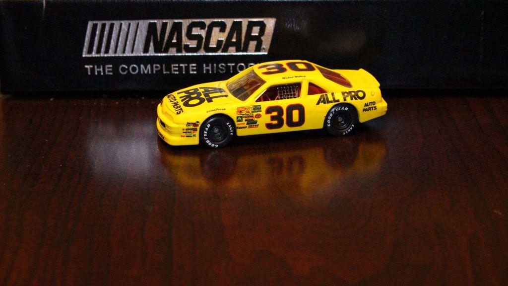 Michael Waltrip 1990 All Pro Auto Parts Pontiac Grand Prix Ran I