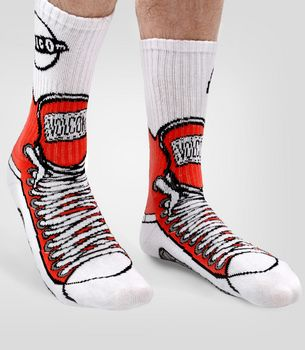 Volcom socks