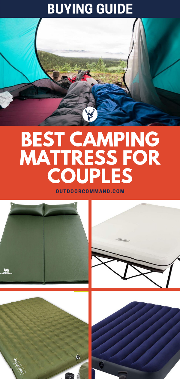 Best Camping Mattress For Couples Camping Mattress Couples Camping Camping Gear Survival