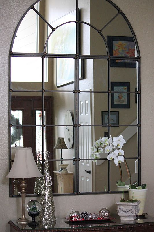 A Mirror Facing The Main Door Is One Of The Two Big Taboos In Feng Shui Stairs And Out The Front Door The Reason It I Entry Mirror Mirror Feng Shui