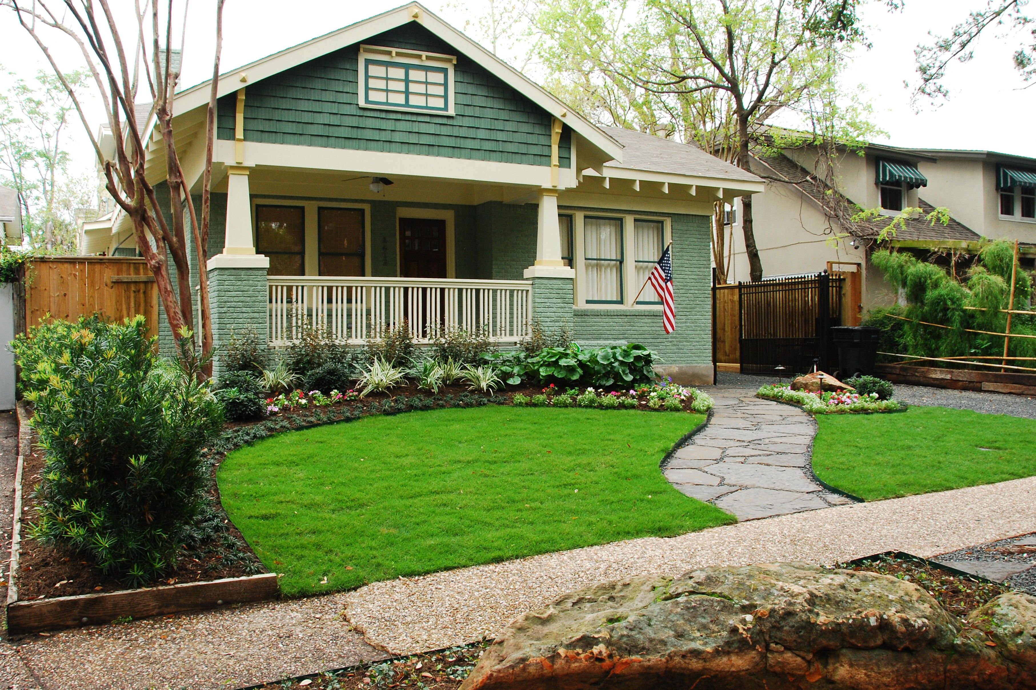 Landscape Design Front Of Colonial House Part - 36: Ingenious Front Yard Landscaping Pictures Colonial House For Landscape  Comely Ideas New England And. Shabby