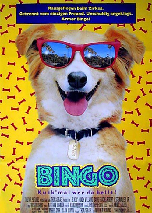 Poster zum Film: Bingo - Kuck mal, wer da bellt
