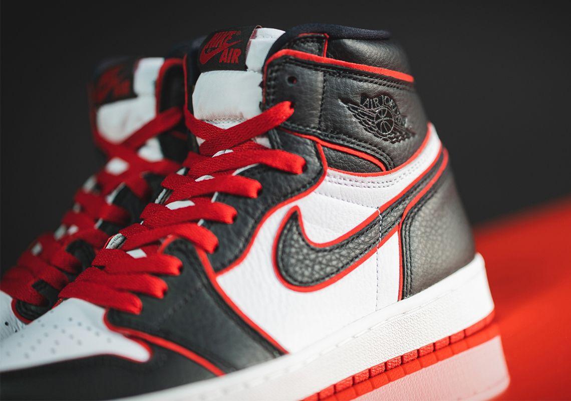 Air Jordan 1 Retro High OG 'Bloodline 2.0' Release Date