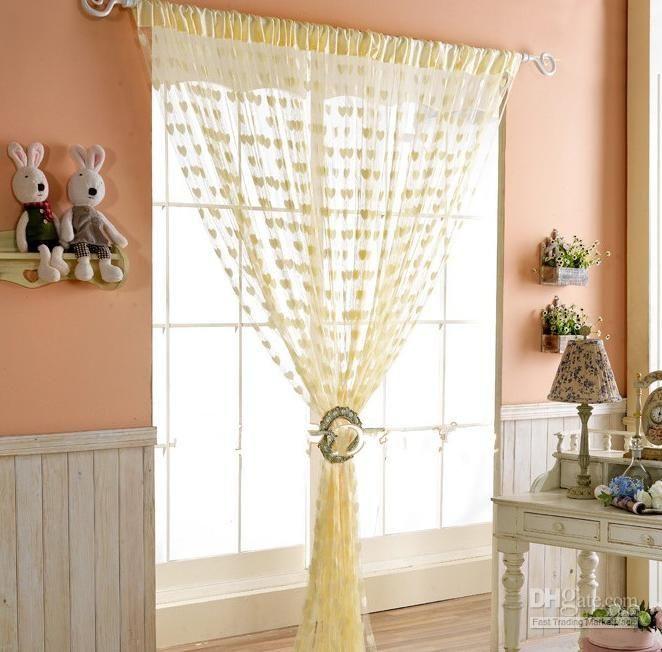Atacado frete gr tis cortina de suspens o forma do - Formas de cortinas ...