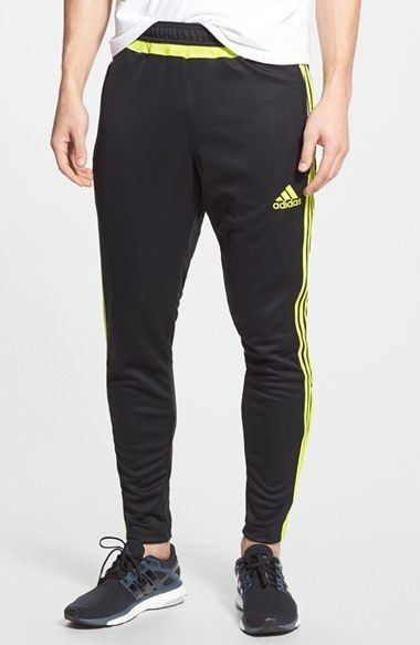 adidas  Tiro 15  Slim Fit CLIMACOOL® Training Pants available at  Nordstrom 57832a6ddd7
