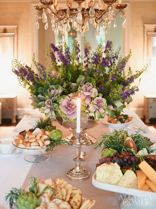 Ornamental kale- Unusual and beautiful for Suzanne Kasler ...