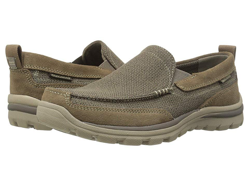 Skechers relaxed fit superior milford mens slip on