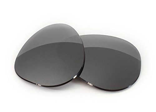 FUSE Lenses for RayBan RB3393 64mm Carbon Polarized Lenses -- Click image to review more details.