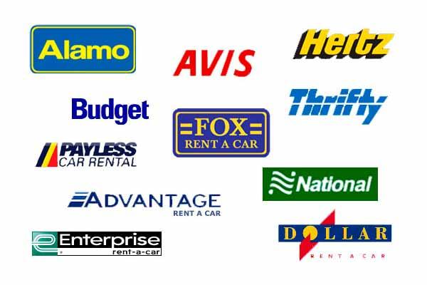 Differences between Avis, Budget, Hertz, Enterprise