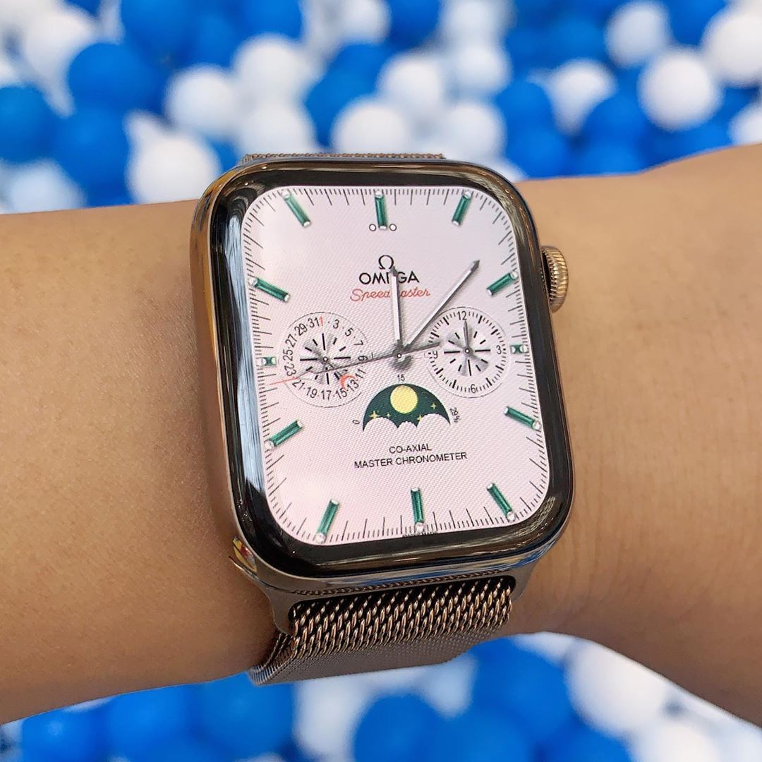 "JingWatch Apple Watch Face on Instagram: ""One of my favorite faces, want  it? Search Trujas27… 