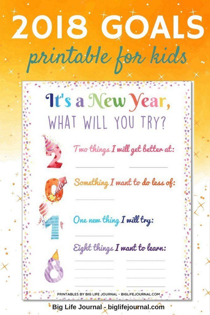 5 Fun Goal Setting Activities for Children | Pinterest