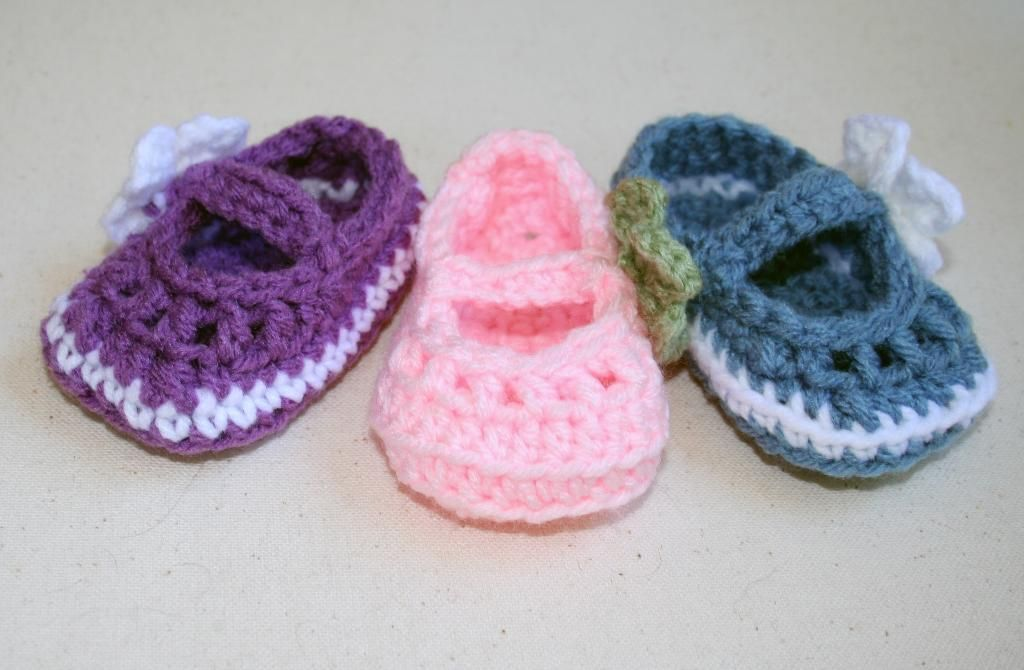 Free Crocheted Bootie Patterns Great Discounts On Yarn To Make