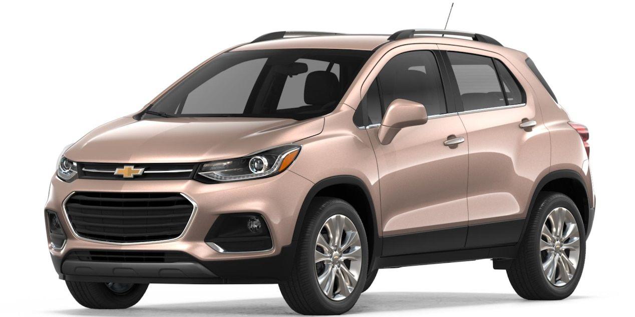 2018 Chevrolet Trax Jeep Autos Camiones