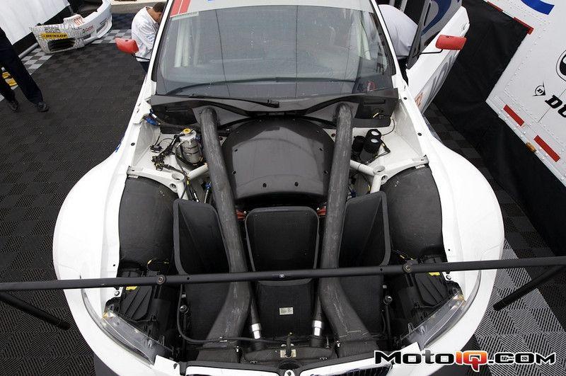 2010 Bmw M3 Gt2 Motor Shrouded 485 Hp 368 Torques