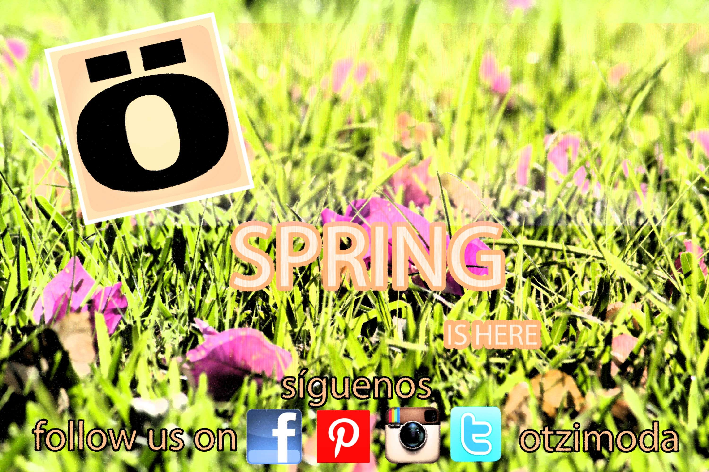 spring photos otzimoda