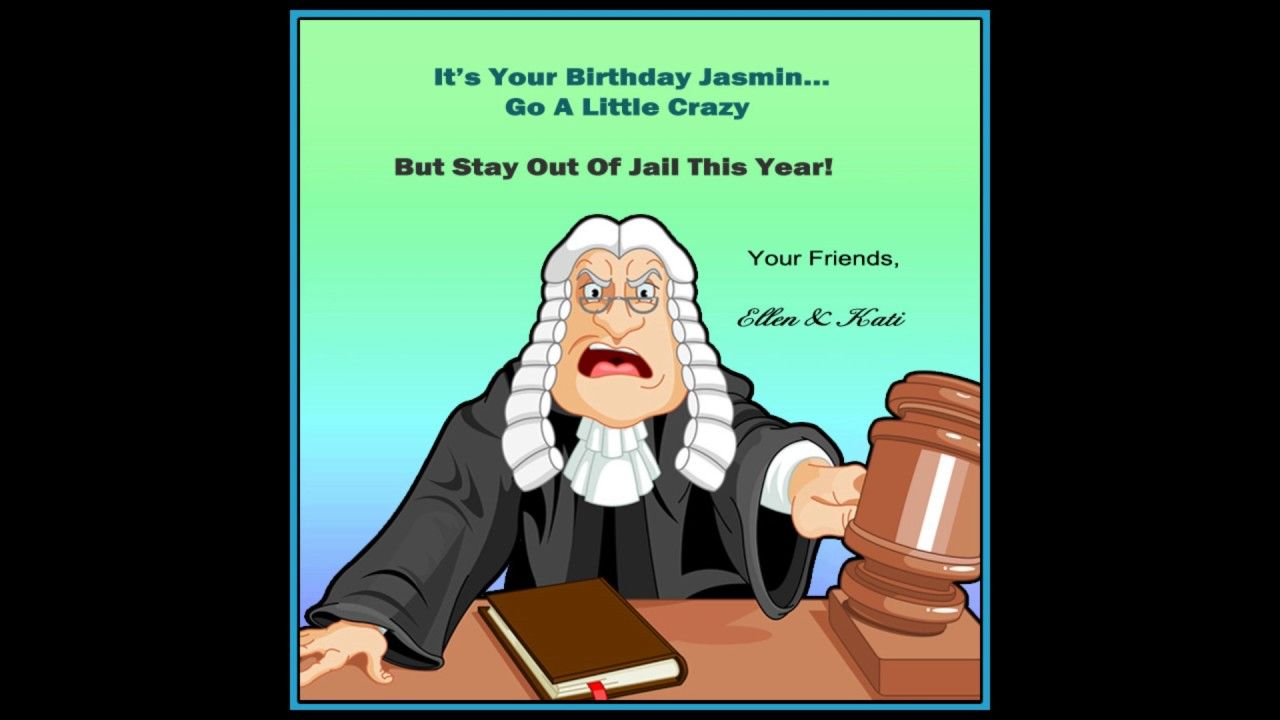 Funny Birthday Cards You Can Send Via Email Or Facebook Timeline Free 1 Week Membership