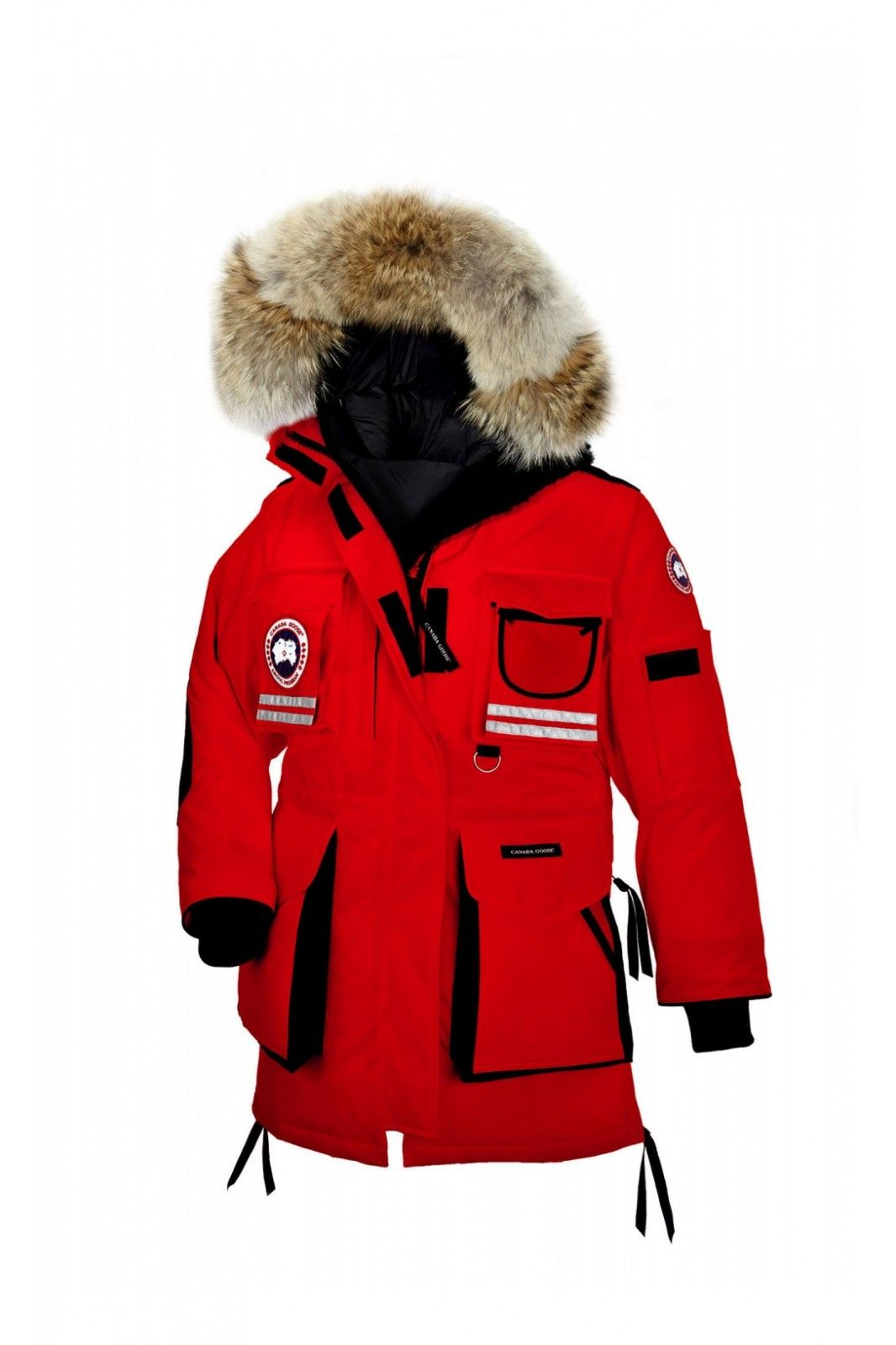 Canada Goose Snow Mantra Parka Women Red #blackfridaysale #blackfridayshopping