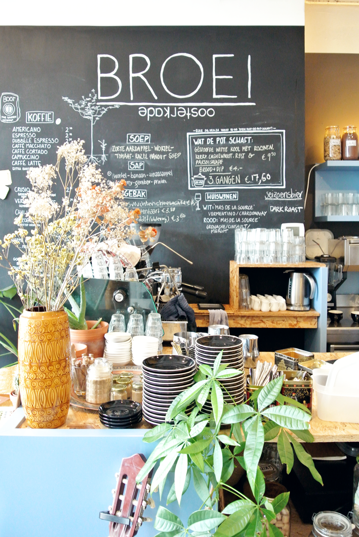 Hotspots Broei Utrecht Enter My Attic Lunch Room Vintage Store Ideas Cafe Style