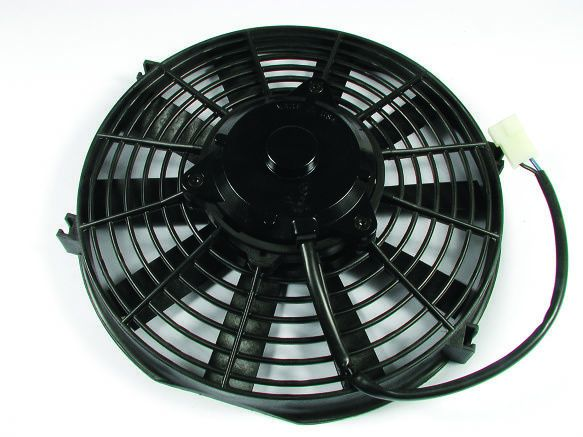 Electric Cooling Fan Reversible 12 Diameter 1400 Cfm