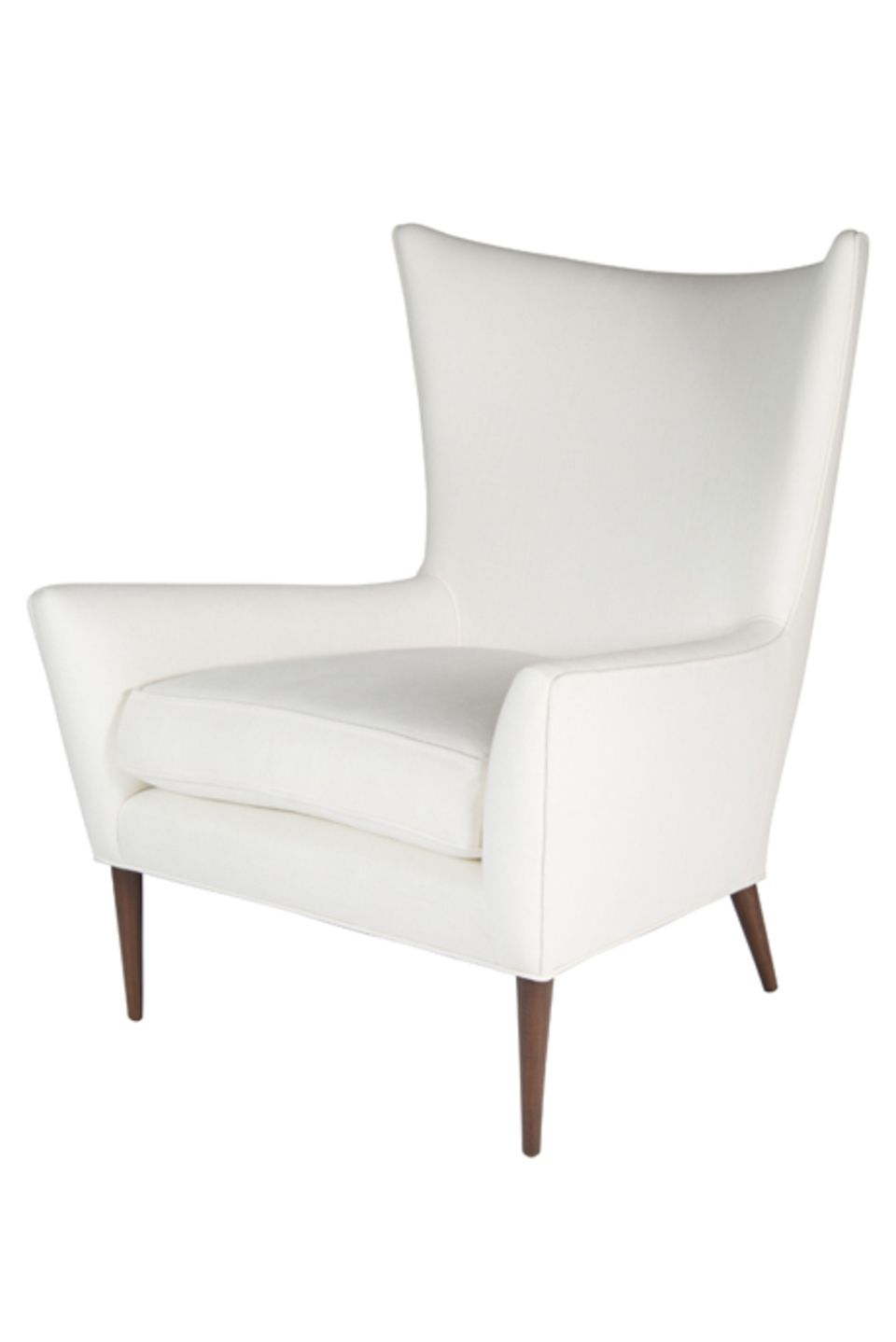 Buy morton curved back wing chair armchairs seating furniture dering hall