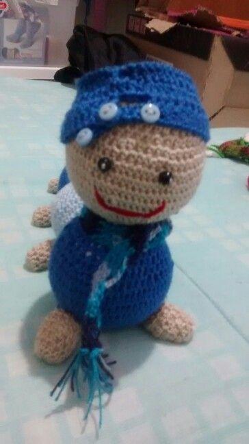 Gusano | crochet | Pinterest | Gusanito
