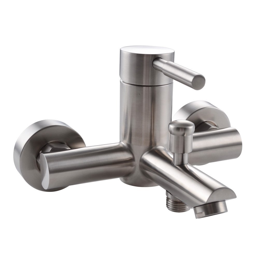 79.39$) Watch here - Wall Mount Brushed 304 Stainless Steel Bathroom ...