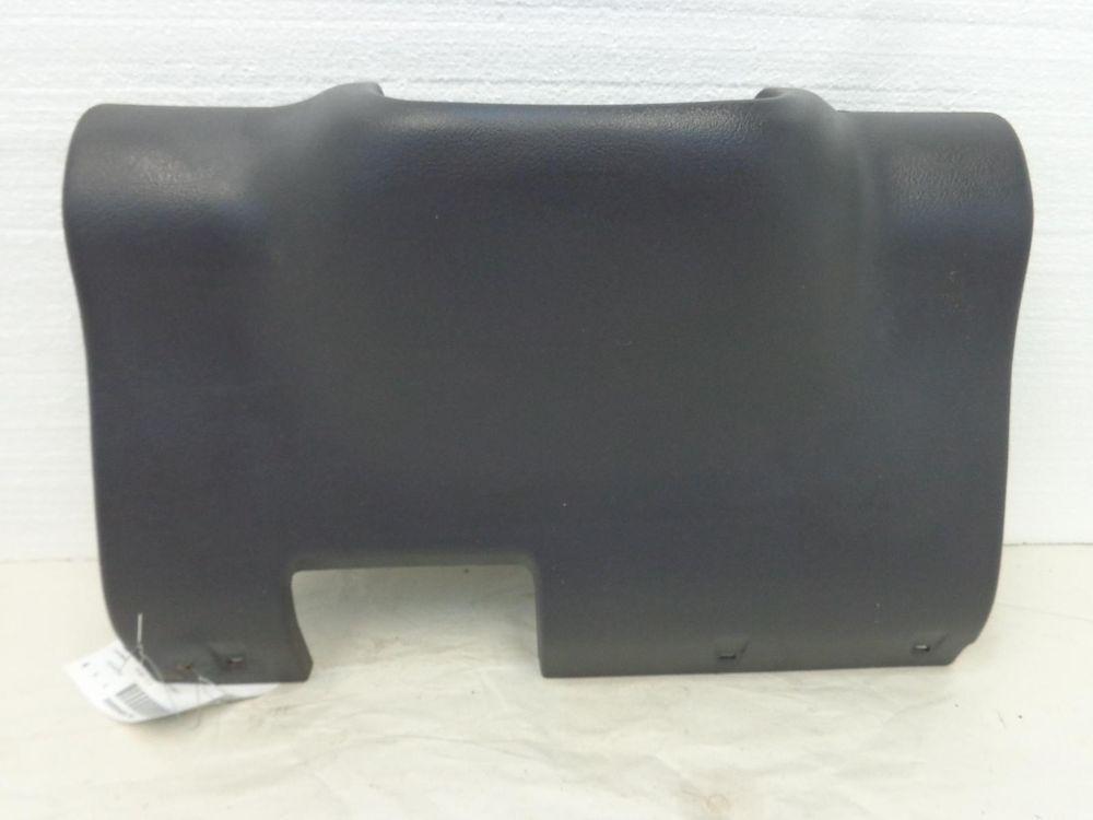 Dodge Ram Dash Knee Bolster Column Cover Gray 5eu13vk9ab 98 99 00 01 Column Covers Dodge Ram Dodge