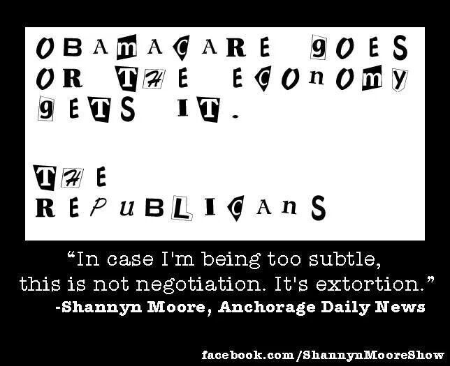 Extortion...... Fits The Definition Perfectly